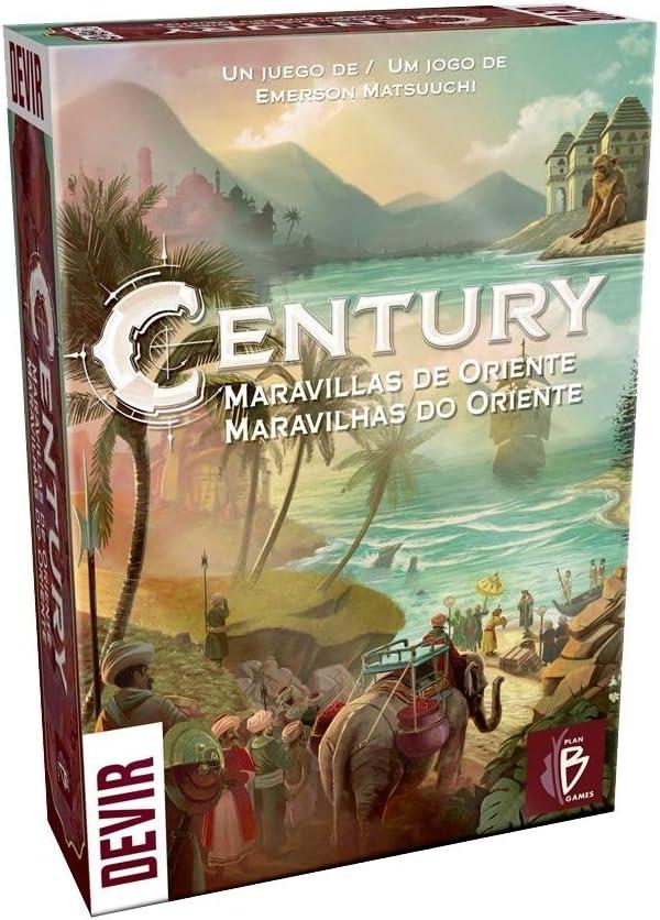 Devir Iberia 226522 Century, Maravillas de Oriente, Multicolor ...