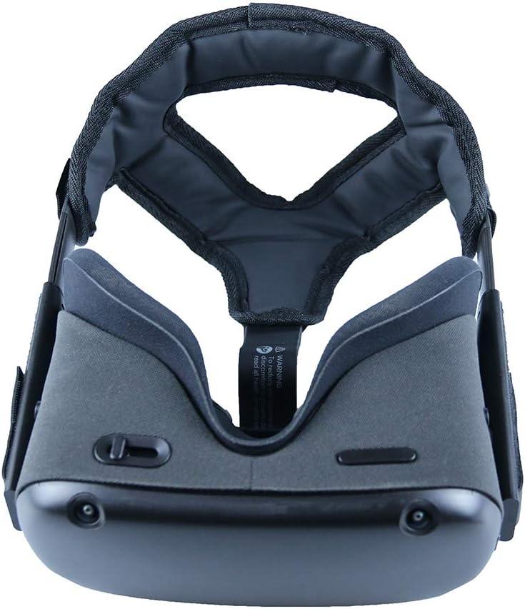 cubierta azul+almohadilla azul Esimen Almohadilla de espuma suave y superficie para reducir la presi/ón de la cabeza