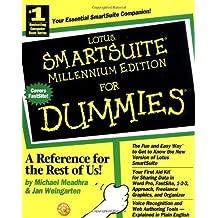 Lotus SmartSuite Millennium Edition For Dummies by Michael Meadhra (1998-07-14)
