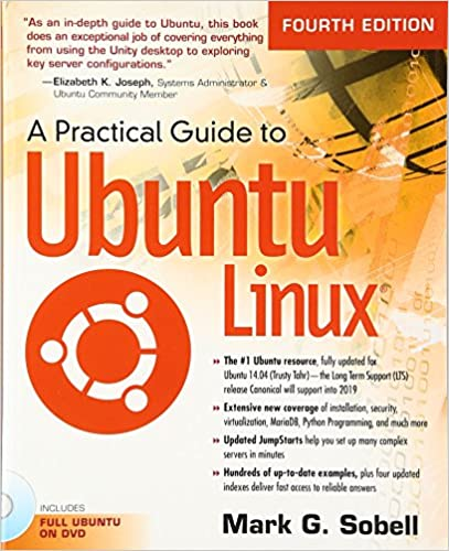 A practical guide to ubuntu linux 4th edition mark g sobell a practical guide to ubuntu linux 4th edition mark g sobell 9780133927313 amazon books fandeluxe Gallery
