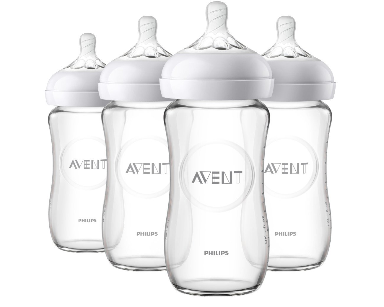 Philips Avent Glass Baby Bottle