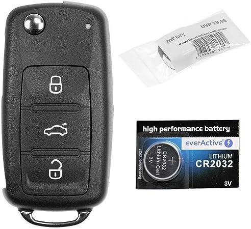 Oe Qualität Auto Schlüssel GehÄuse Batterie Elektronik