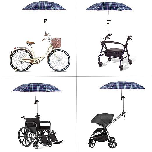 Soporte ajustable para paraguas, no necesita ninguna herramienta ...