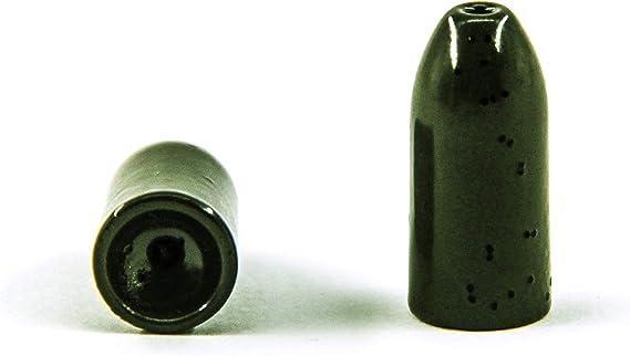 Spro Tungsten Bullet Sinkers Bullet Bleie f/ür Texasrig Gewicht f/ür Carolina Rig Blei zum Gummifischangeln