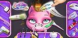 Cat Hair Salon Birthday Party - Kitty Haircut Care