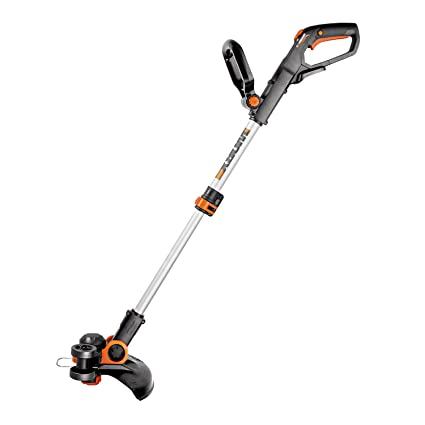 Amazon Com Worx Wg163 Gt 3 0 20v Cordless Grass Trimmer Edger With