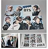 Amazon Price History for:BTS Bangtan Boys - 12 PHOTO POSTERS(16.5 x 11.7 inches) + 1 STICKER + 5 Photos(4 x 3 inches)