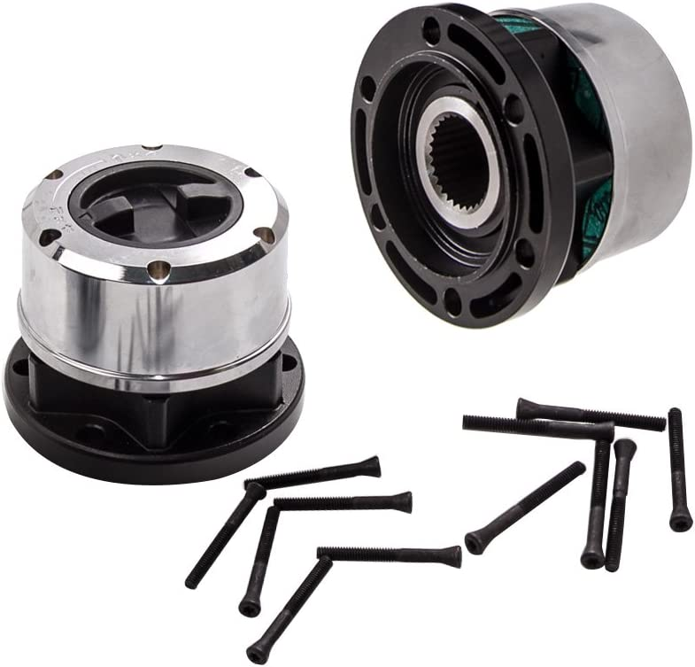 Pathfinder Frontier Titan Manual Locking Hub for Nissan D21 Xterra Pickup