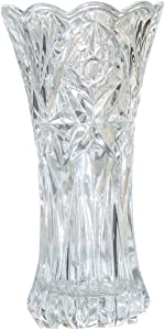 Slymeay Flower Vase Glass Thickening Design for Home Decor,Wedding vase or Gift - 8