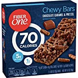 Fiber One 70 Calorie Chocolate Caramel and Pretzel