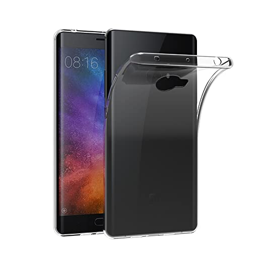 6 opinioni per Cover Xiaomi Mi Note 2, AICEK Cover Xiaomi Mi Note 2 5.7 Pollici Silicone Case