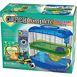 Ware Manufacturing Critter Universe Carefresh Hamster Cage Kit