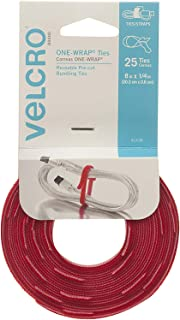 bcb09bcd6f15 VELCRO Brand ONE-WRAP Ties | Cable Management, Wires & Cords | Self Gripping