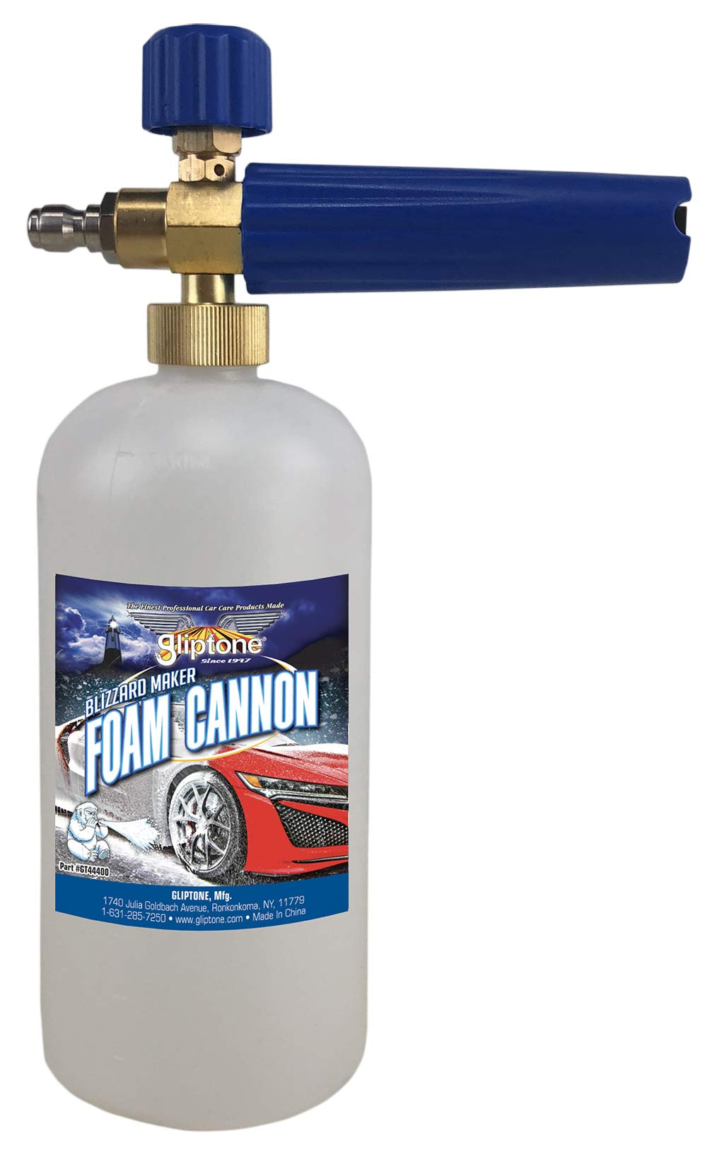 Gliptone Blizzard Maker Foam Cannon