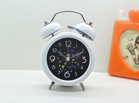 Reloj de Alarma Lindo y Compacto de Mano de Obra Despertador ...