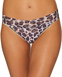 product image for hanky panky Original Rise Pattern Thong (4811PTN) O/S/Sophisticat