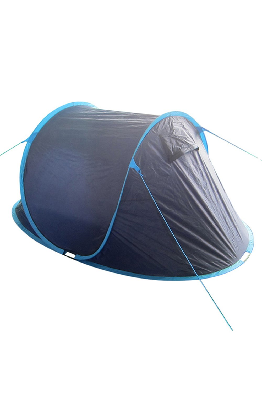 more photos edbed c96a9 Mountain Warehouse Pop-Up Tent - 2 Man Family Summer Camping ...