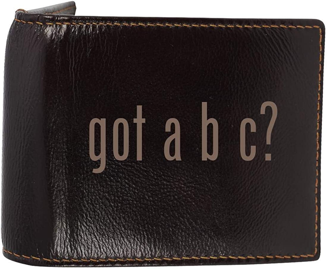I\'d Rather Be PANELING - Genuine Engraved Soft Cowhide Bifold Leather Wallet 611L983PYgL