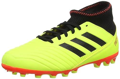 1dd0e34f adidas Predator 18.3 AG J, Botas de fútbol Unisex Adulto: Amazon.es: