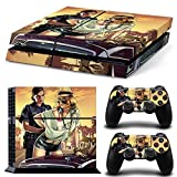 laura skin@ Decal Skin Sticker for Playstation 4 PS4 Console and Controllers Set