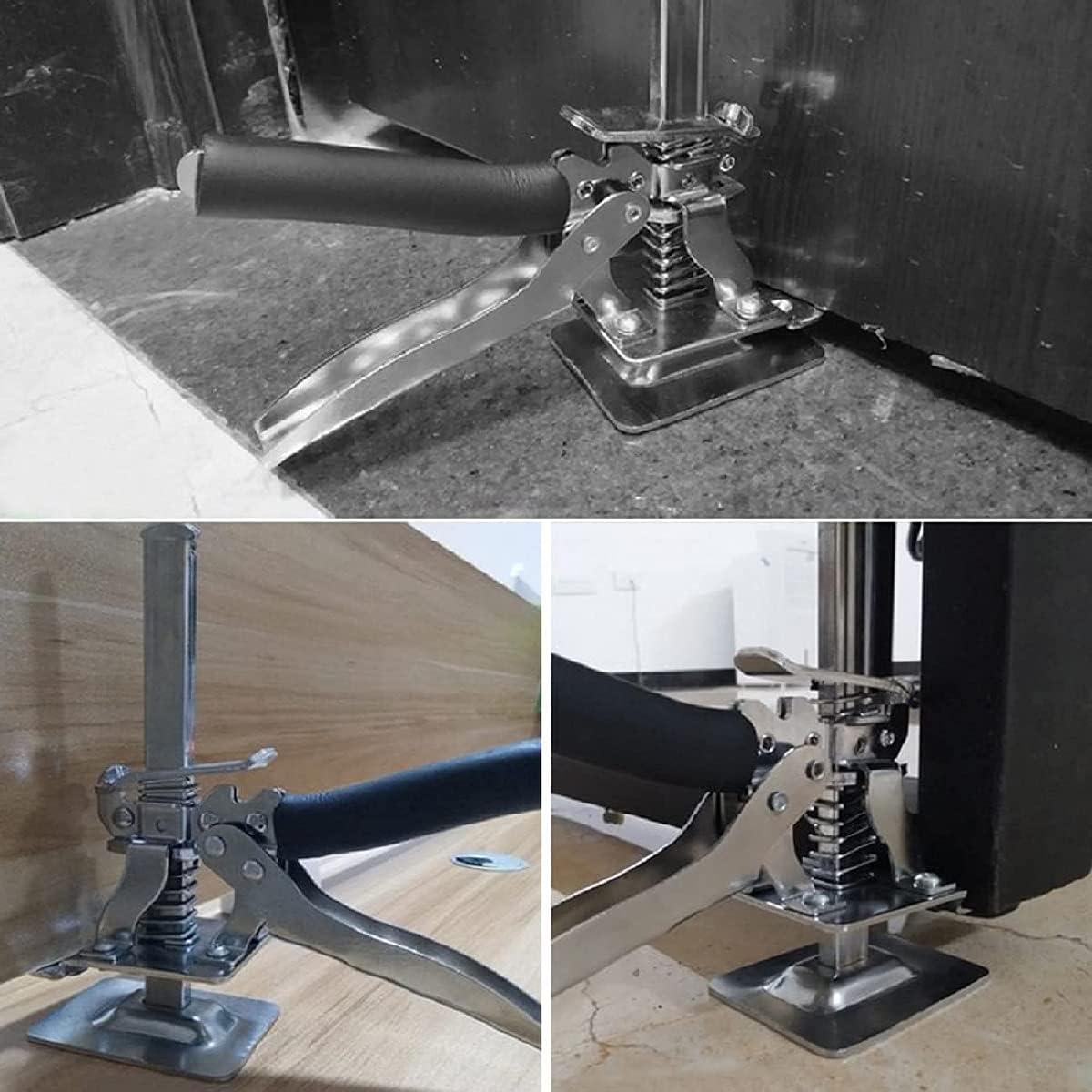 Arm Precision Clamping Tool High Bricklayer Paving Wandfliesen Artefakt-Werkzeug Ganzstahl-Keramikfliesen H/öhenverstellung Hebeger/ät