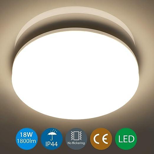 Haus Wand Lampe Feucht Raum Leuchte Balkon Kugel Licht Höhe 20,5 cm Bad Strahler