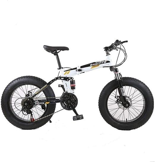 KOSGK Bicicleta MontañA Bicicletas Unisex 7/21/24/27/30 Speed ...