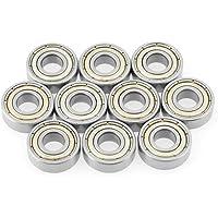 AASHOPPERS 100//200 Rodamientos de Bolas de rodamiento Acero 3 mm 4 mm 6 mm Catapult Slingshot Ammo