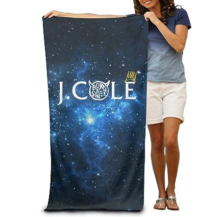 "J. Cole Born Sinner corona sólo 31.5 * 51 ""toalla ..."