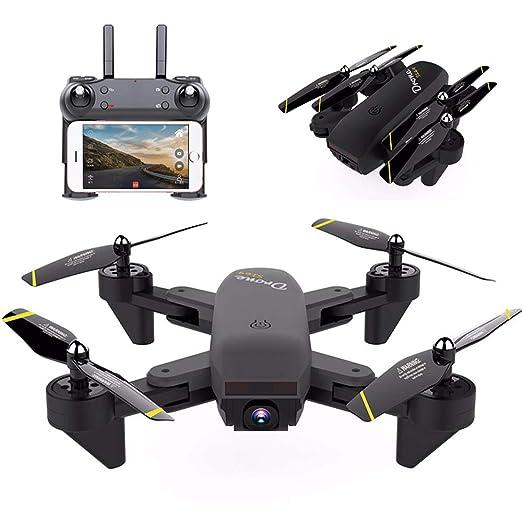 Four Drone con Estuche, cámara HD 720P, Mejor Dron para ...
