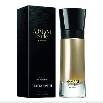 0561779347 Amazon.com : Armani Code Absolu by Giorgio Armani Eau De Parfum Spray 2 oz  Men : Beauty