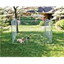 FENCEMASTER PetSafe Box Kennel for Pets, 10x10x6