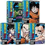Dragon Ball Complete Seasons 1-5 Boxsets (5 box sets)