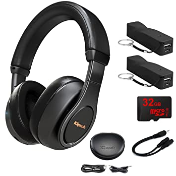 Klipsch referencia Over-Ear Auriculares Bluetooth Negro ...