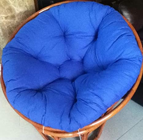 ACZZ Cojín redondo de la silla del oscilación, cojín de la ...