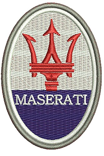 6019 shirt Qualité Maserati Super La Natshop2000 Prime Sweat Broderies Noir xnqzwIgRH
