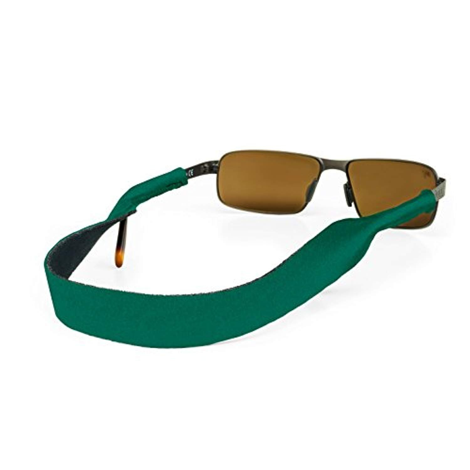 Croakies Solids (Solid Collection) Hunter Regular 2-Pack by Croakies, USA