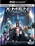 X-men Apocalypse (Bilingual) [4K Blu-ray + Digital Copy]