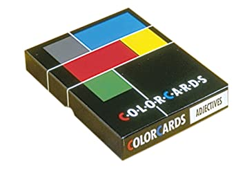 amazon com colorcards adjectives health personal care