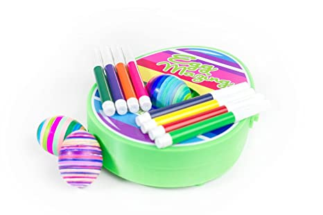 Amazon.com: The Original EggMazing Easter Egg Decorator Kit ...