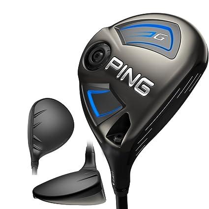 Amazon com : Ping G 5 wood 17 5 (Graphite Alta 65, REGULAR) Golf
