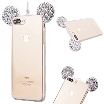 coque iphone 8 pllus bling