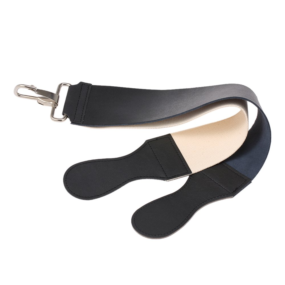 Leather Strap Strop Anself Pro Barber Straight