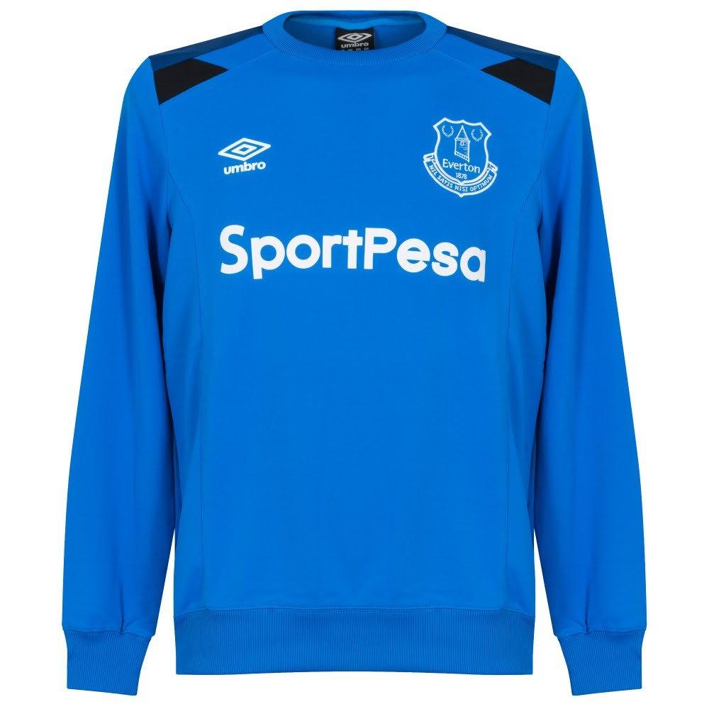 Umbro Everton Training Top - blau 2017 2018