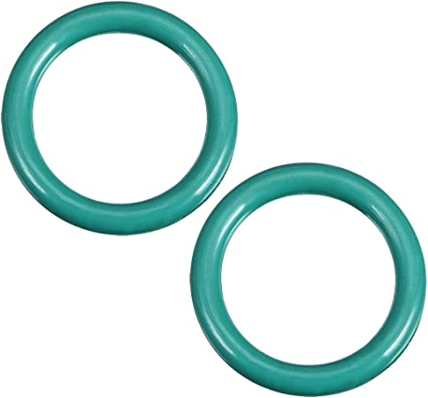 50pcs O-Rings Nitrile Rubber 4mm-16mm OD 1mm Width Seal Rings Sealing Gasket