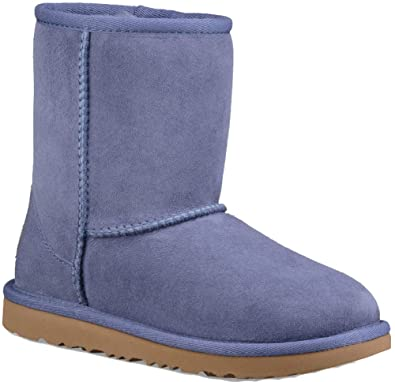 UGG Toddler/Little Kid Classic II Boot, Color: Lavender, Size: 11