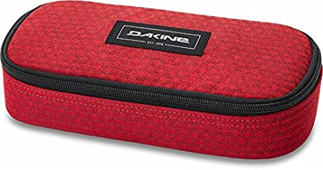 Dakine School Case, Estuche Caja de lápiz de Estudiantes Organizador, Escolar de Caso Unisex Adulto, Crimson Red, XL: Amazon.es: Equipaje