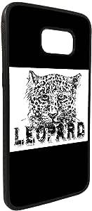 Leopard Printed Case forGalaxy S7 Edge