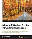 Download Microsoft System Center PowerShell Essentials Doc