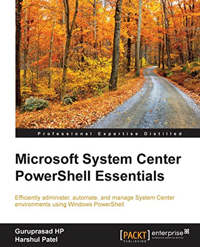 Download Microsoft System Center PowerShell Essentials Pdf